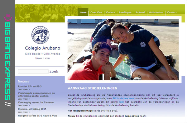 www.colegioarubano.aw
