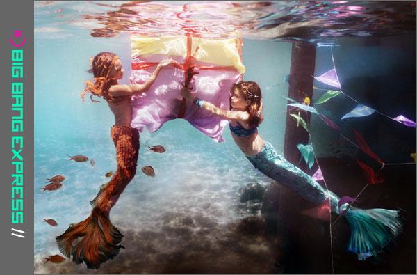 Onderwaterfotografie Noushta Koeckhoven