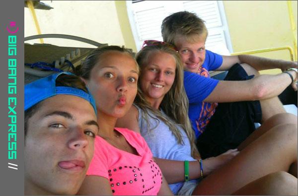 Bonaire family