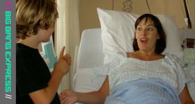 Rouwverwerking en borstkanker, Gudrun Bongaerts